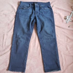 Banana Repulic Straight Ankle Jeans